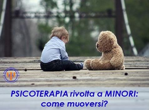 psicoterapia minorenne bari